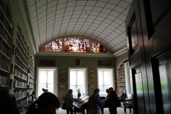 Stourhead House and Garden: Libary