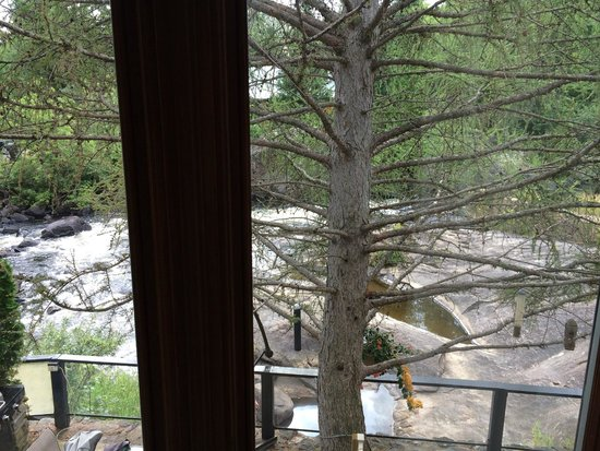 La Maison de Baviere : View from room