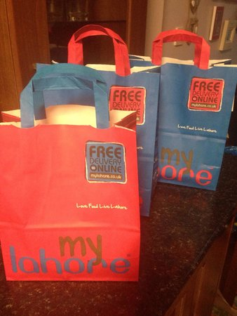 MyLahore: Tasty take out !