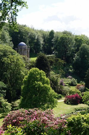 Stourhead House and Garden: Garten