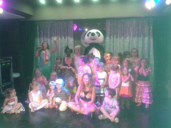 Intertur Hotel Hawaii Mallorca & Suites: Great kids club!