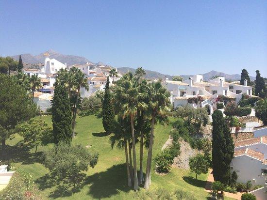 El Capistrano Villages: Vue de notre terrasse
