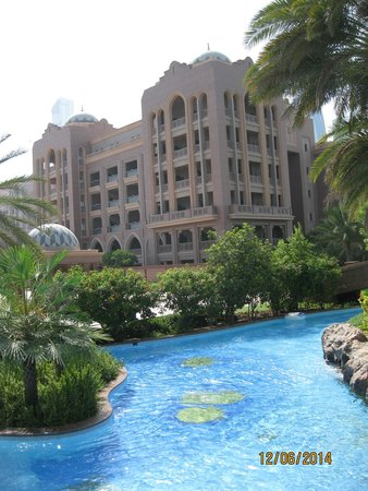 Emirates Palace: 1 Pool