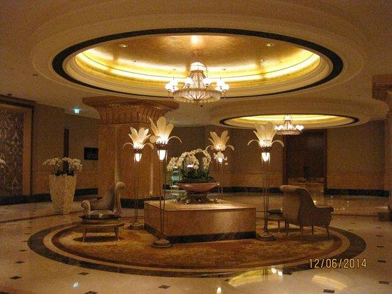 Emirates Palace: Hotelausstattung