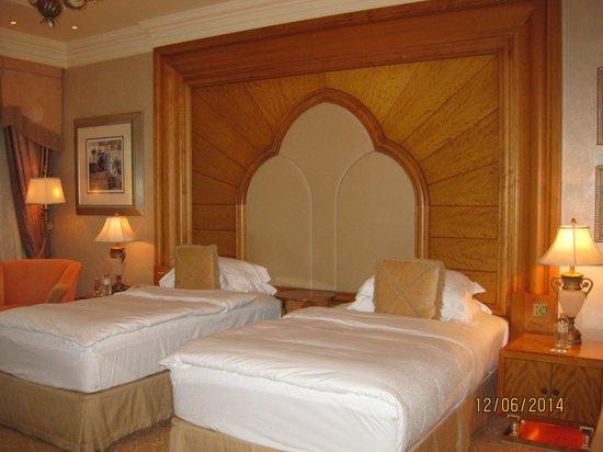 Emirates Palace: Zimmer