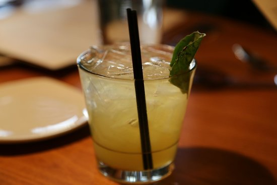 The Chrysalis Inn & Spa : refreshing drink called Smitten Wesson