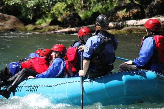 Zoller's Outdoor Odysseys: Super fun whitewater adventure!