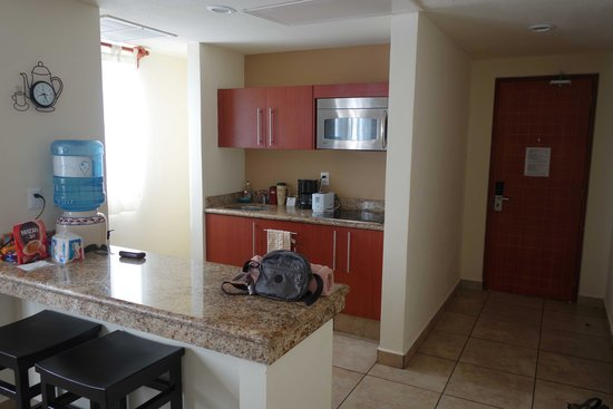 Ixchel Beach Hotel : Room 2201-Kitchen