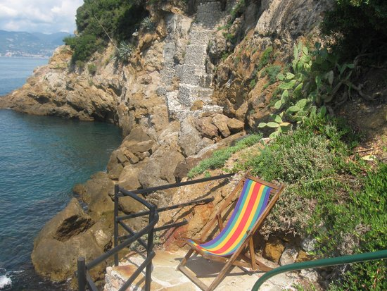 Costa Lerici : mare al TOP