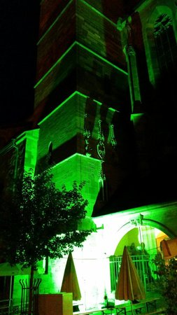 St. Jacob's Church (St. Jakobskirche): St. Jacobs