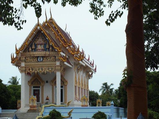 Wat Khunaram (Mummified Monk): Wat Khunaram temple