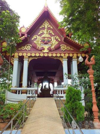 Wat Khunaram (Mummified Monk): Wat Khunaram