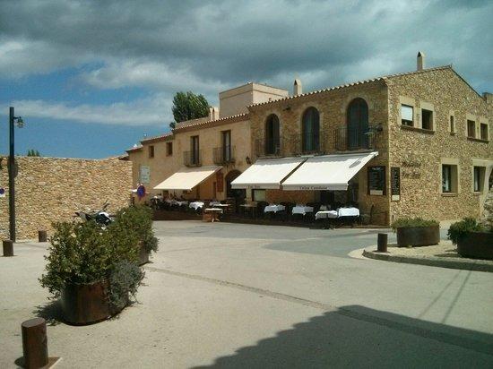Restaurant Can Joan: Terraza de Can Joan