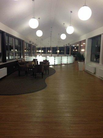 Wychwood Park Hotel: upstairs seating