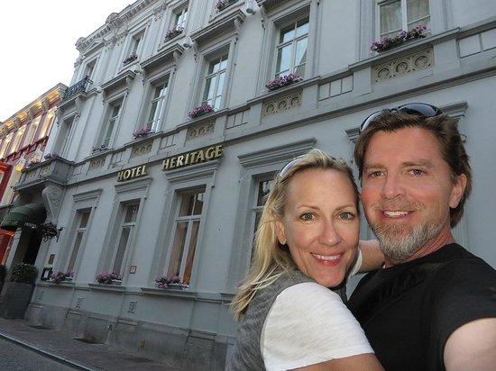 Hotel Heritage - Relais & Chateaux : Exterior