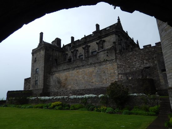 Stirling Castle: Outside view