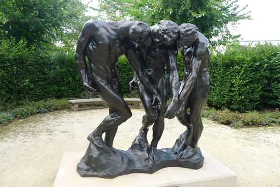 Rodin Museum : The Shades