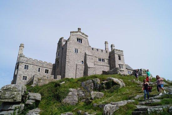 St. Michael's Mount: Burg