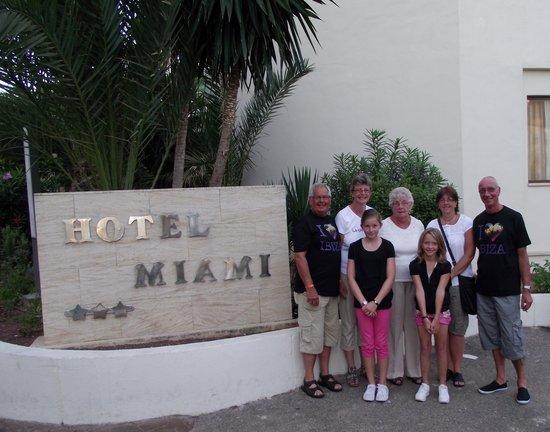 Alua Miami Ibiza: Sadly got to go home