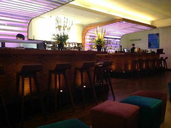 Maze: Bar Area