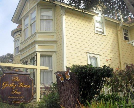 Gosby House Inn - A Four Sisters Inn: Gatsby House Inn - A Four Sisters Inn, Pacific Grove, Inn