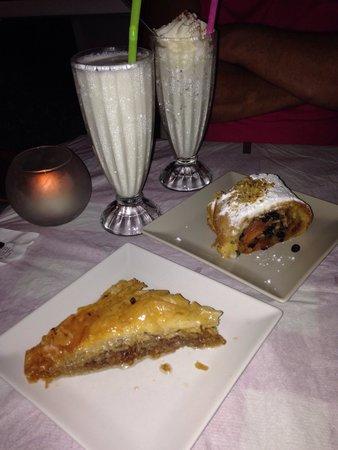 SKIZA Cafe : Dessert