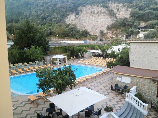 Grand Hotel Parco Del Sole: pool area