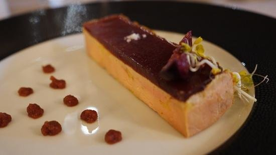 Auberge de la Caillère : die perfekte Foie Gras