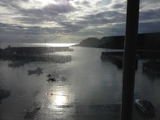 Marine Hotel: vista dalla stanza