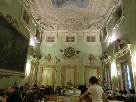 B4 Astoria Firenze : Breakfast room