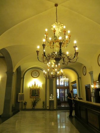 B4 Astoria Firenze : The lobby