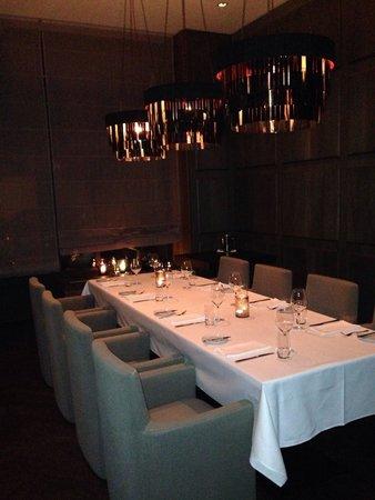 George Prime Steak : Dining room