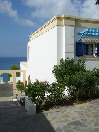 Mitsis Norida Beach Hotel: bungalow