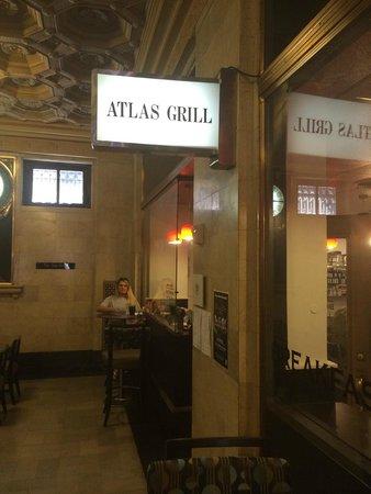 New Atlas Grill