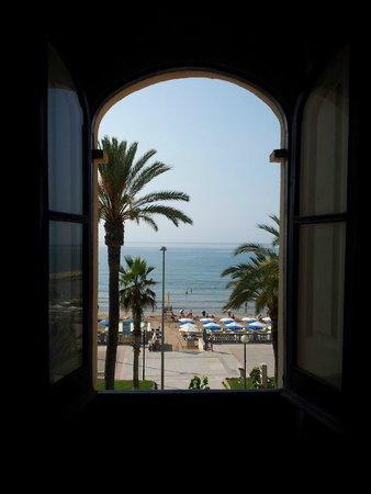 Hotel La Santa Maria: Utsikt från rummet