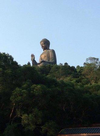 Grand Bouddha : Big Buddha Hong Kong