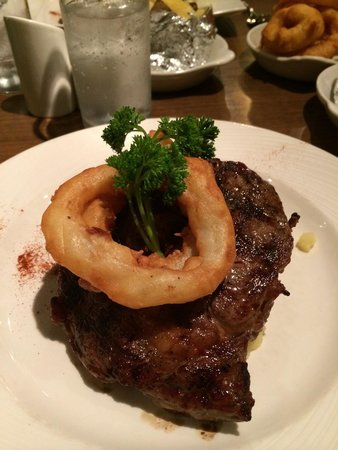 Texas Steakout: Irish Rib Eye