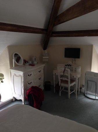 Coachman Inn: Brougham Room