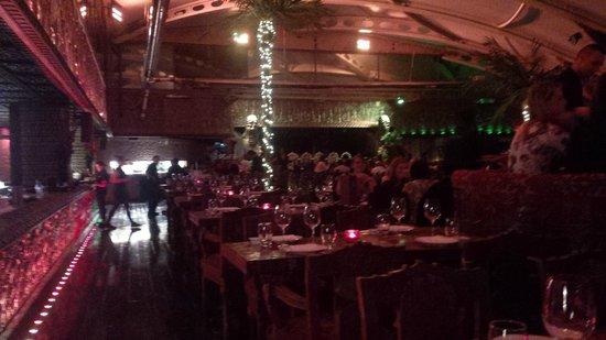 Gilgamesh Restaurant Lounge Bar: Panorama