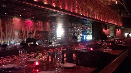 Gilgamesh Restaurant Lounge Bar: Bar