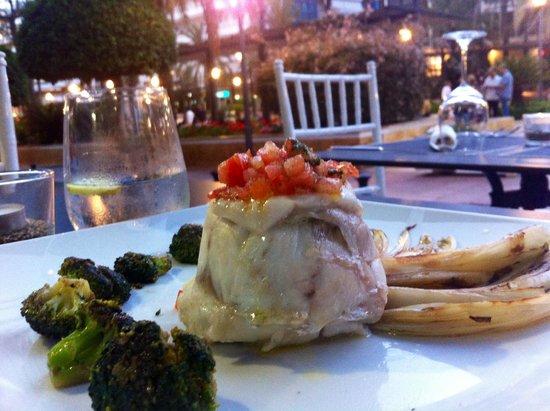 Aragona Cucina Italiana: TURBANTINO DI SPIGOLA