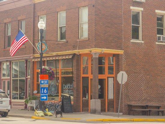 Pedal Pushers Cafe: Pedal Pushers -  Lanesboro, MN