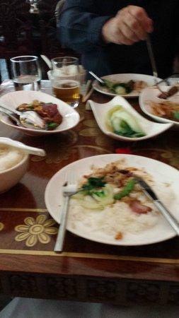 Gilgamesh Restaurant Lounge Bar: Mains