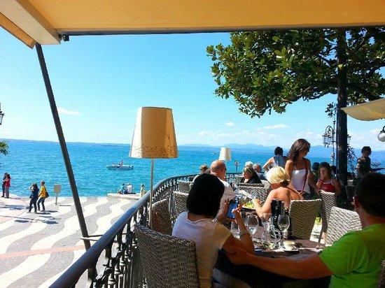 Ristorante Cafe Classique: dal nostro tavolo