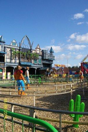 Terror Castle Picture Of Fun City At Brean Leisure Park