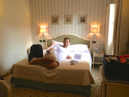 Hotel Porta San Mamolo : bedroom