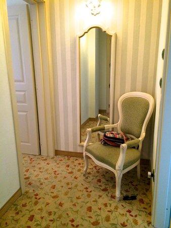 Hotel Porta San Mamolo : entry hall