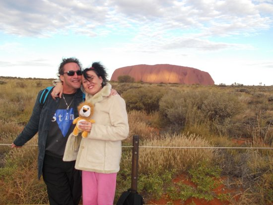 Desert Gardens Hotel, Ayers Rock Resort: Oh The Fun....