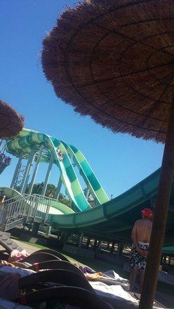 Aqualand: nouvelle attraction 2014