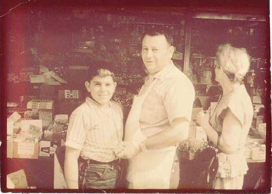 Economy Candy: Original Family Moise and Jerry circa 1960's